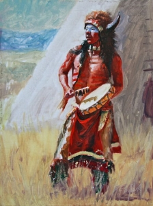 Buffalo Dancer